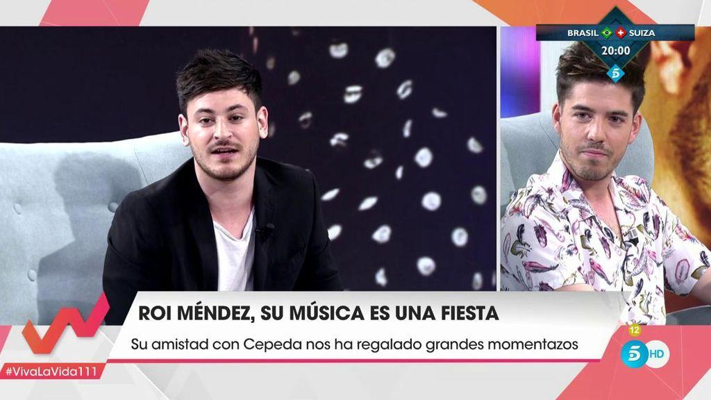 Roi contesta a la pregunta de Cepeda y se enfrenta a un gran dilema: No mentirle a Toñi
