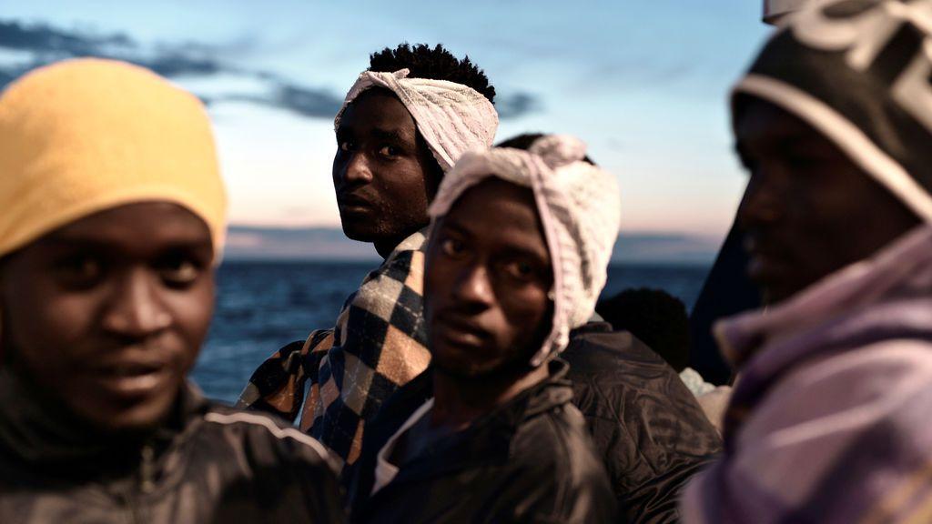 El futuro de los migrantes del Aquarius