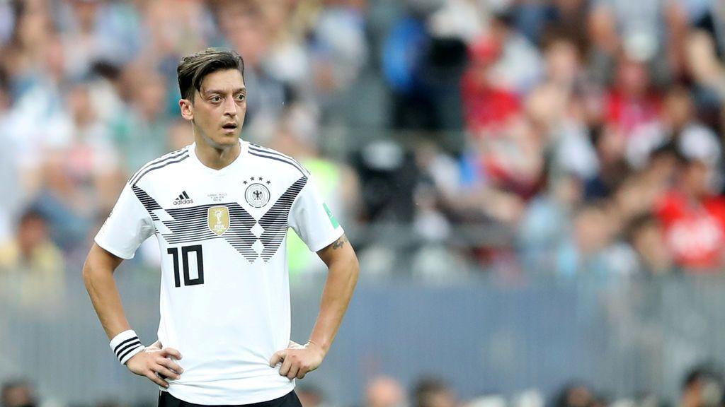 Alemania pierde su esencia: Özil, Khedira y Kroos desaparecidos en el centro del campo alemán