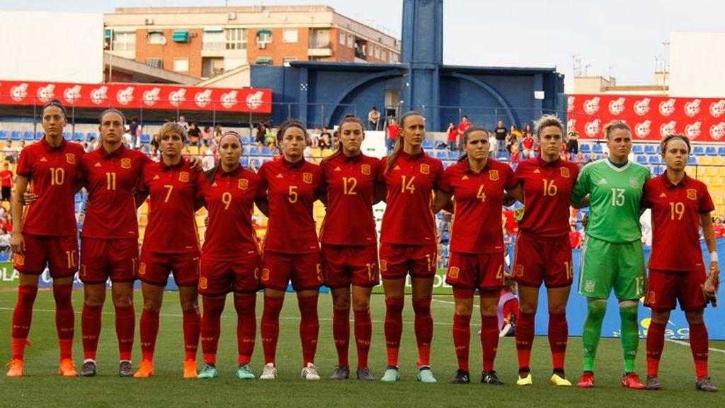 La selección española femenina viajará a Rusia para apoyar a España por primera vez en un Mundial