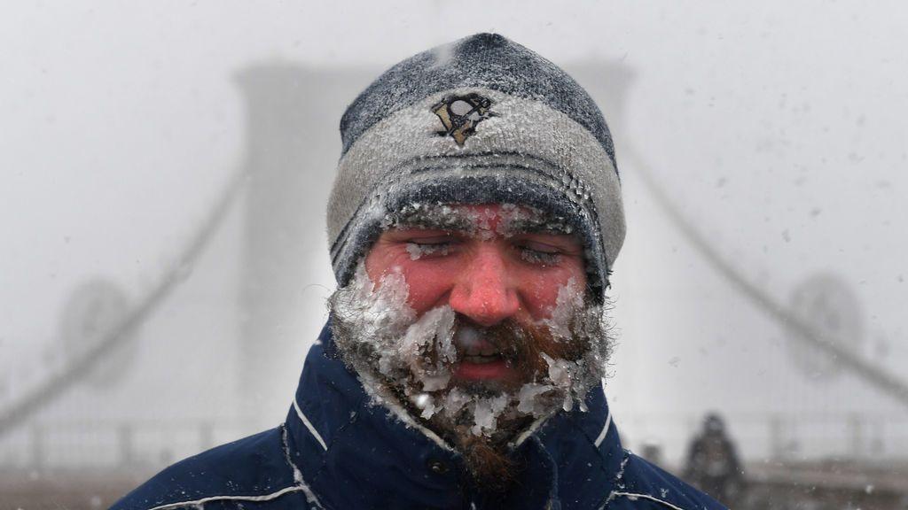 El invierno más gélido de Norteamérica: alertas, cataratas congeladas y hasta -42ºC