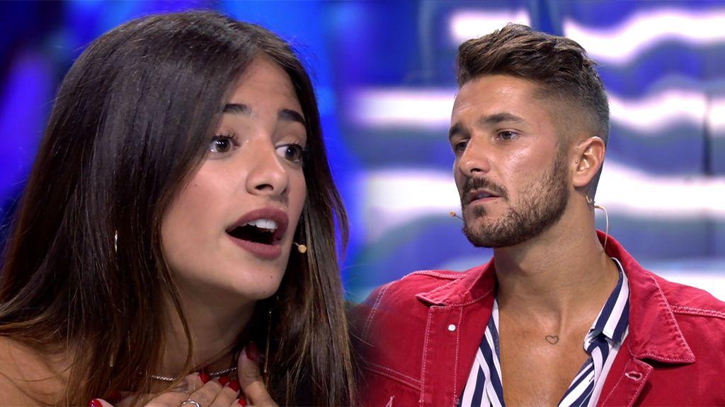 """Melissa pide perdón a Hugo: """"No te debí llamar falso ni meterme en tu relación"""""""