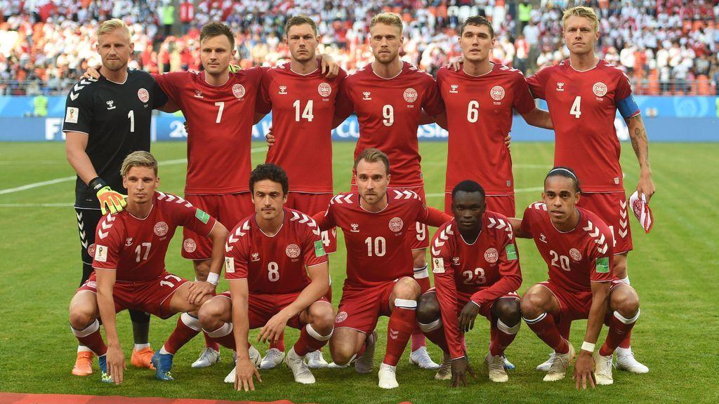 El precioso gesto de Dinamarca con Knudsen: los futbolista alquilan un avión privado para que su compañero viaje a conocer a su hija recién nacida