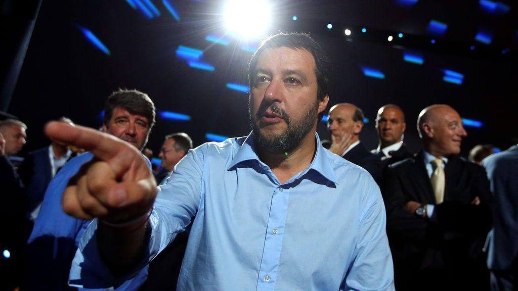 "Salvini anuncia un censo de gitanos aunque ""desgraciadamente nos los tengamos que quedar"""