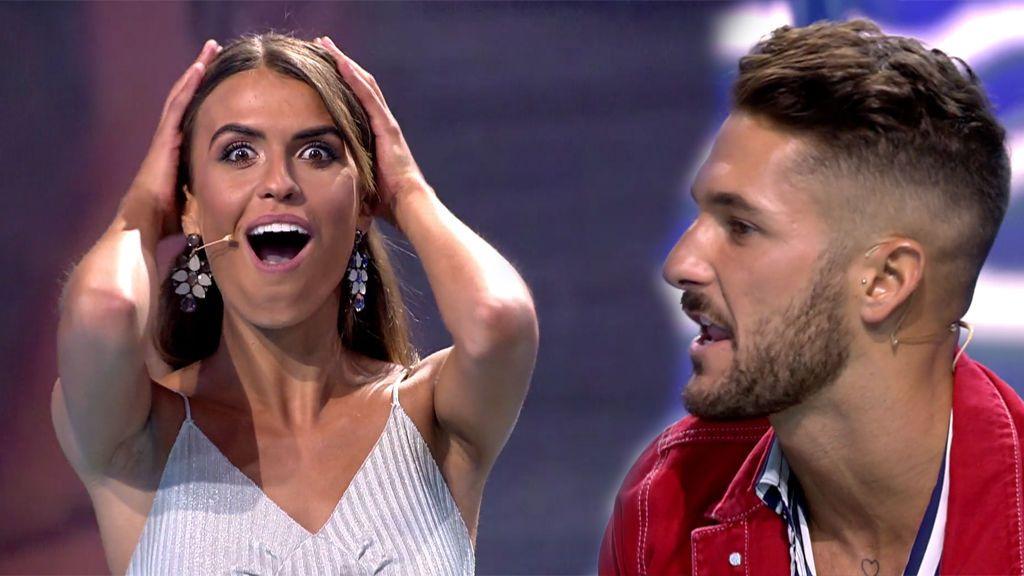 """Hugo le planta cara a Sofía: """"¡Me has maltratado psicológicamente en el concurso!"""""""