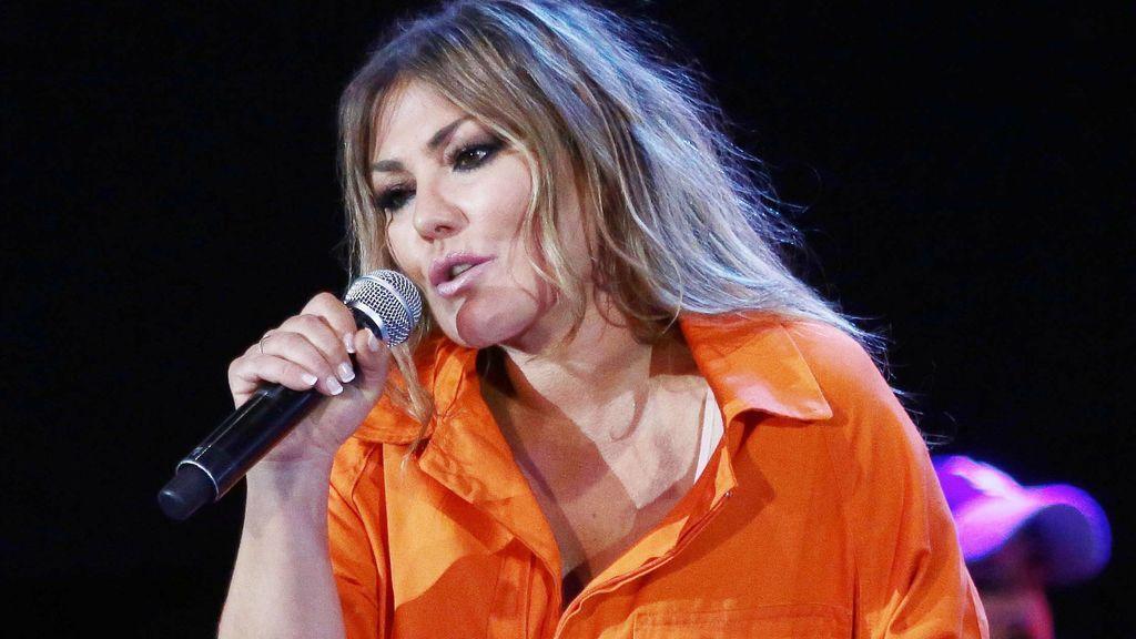 Amaia Montero vuelve a ser noticia por una equivocación en su última actuación