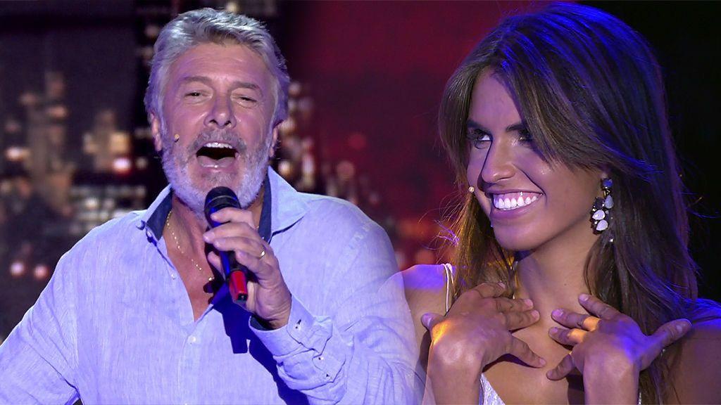 Francisco canta 'Esa niña', su nuevo 'hit' dedicado a Sofía Suescun