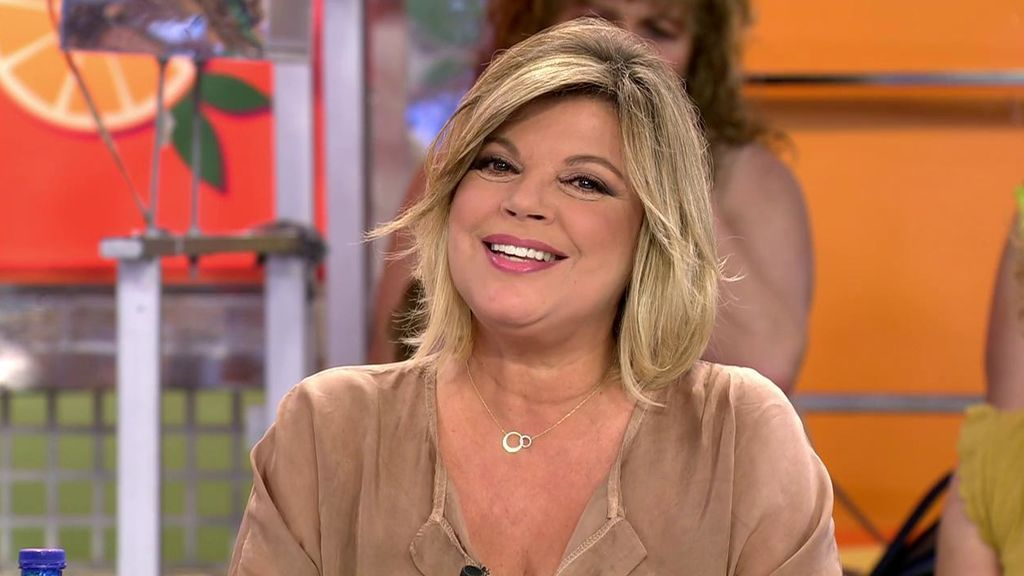 """Terelu Campos felicita a su madre: """"Te quiero mucho y gracias por ser una luchadora"""""""