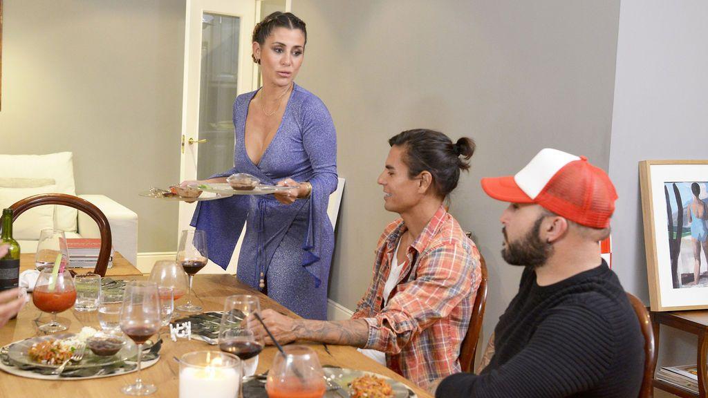 Primera cena de 'Ven a cenar conmigo: gourmet edition 3'.