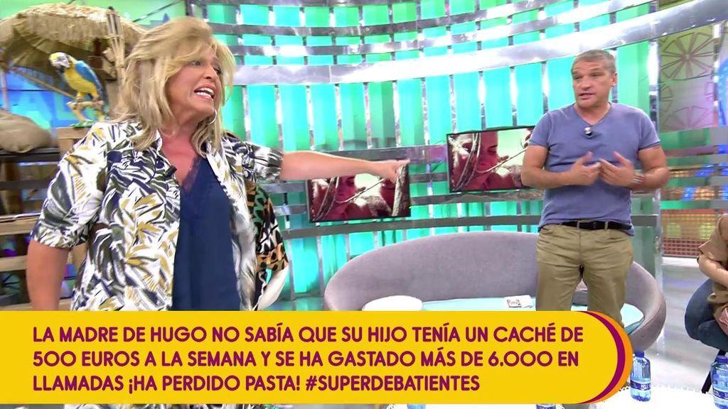 """Lydia Lozano explota contra Gustavo: """"No me vuelvas hablar así en tu vida, estoy harta"""""""
