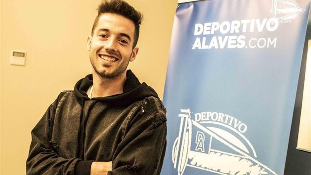 El Deportivo Alavés se hace con la cesión de Jony