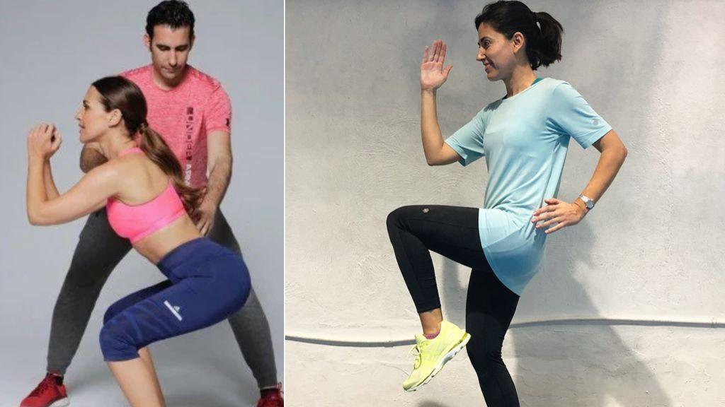 Cinco ejercicios que hacen las vips para bajar cartucheras