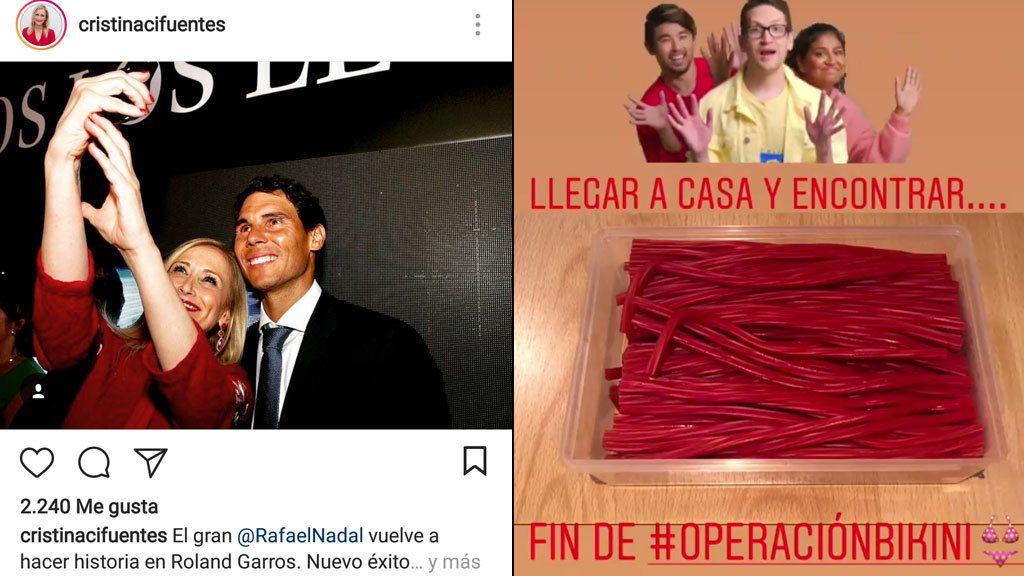 Instagram Cifuentes