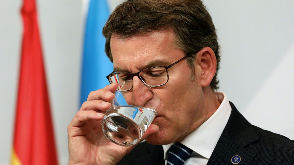 Feijóo desvelará hoy su futuro político ante la junta directiva del PP de Galicia
