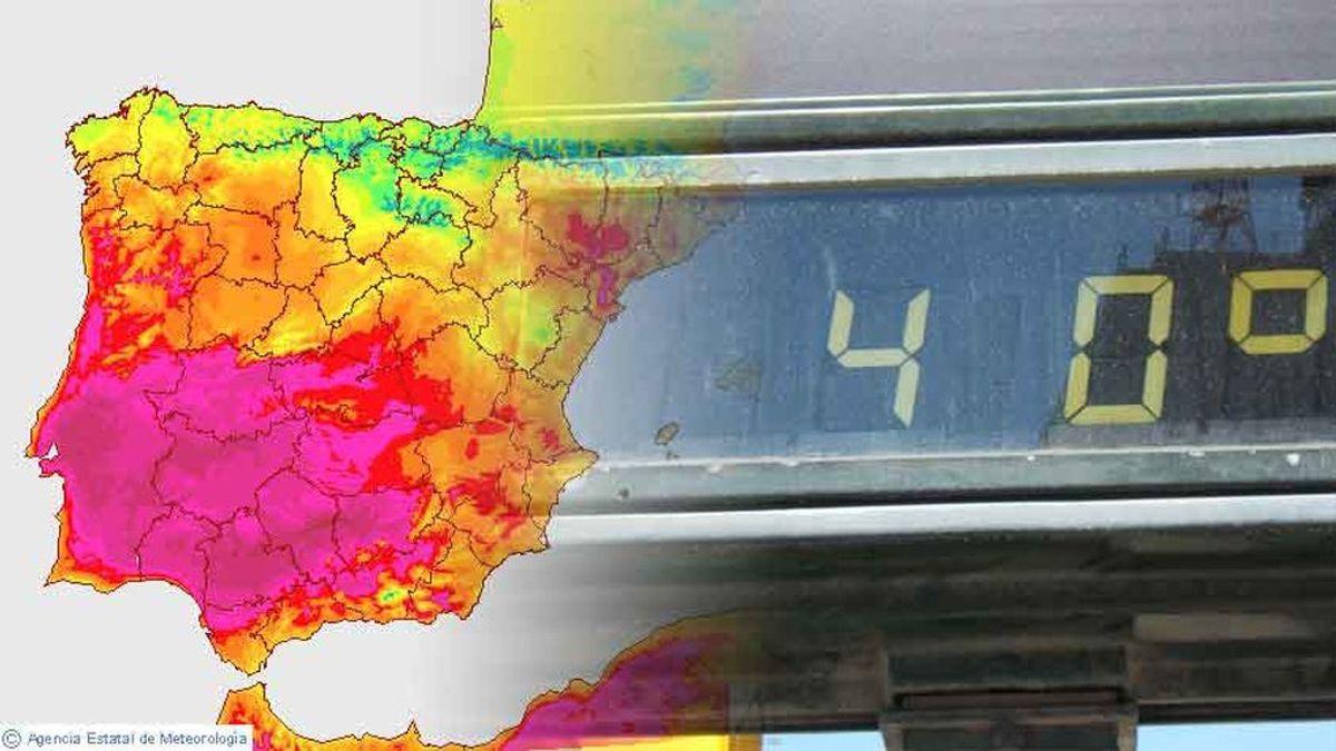 El calor africano está inmerso en nuestro país: te decimos si estamos ante una ola de calor
