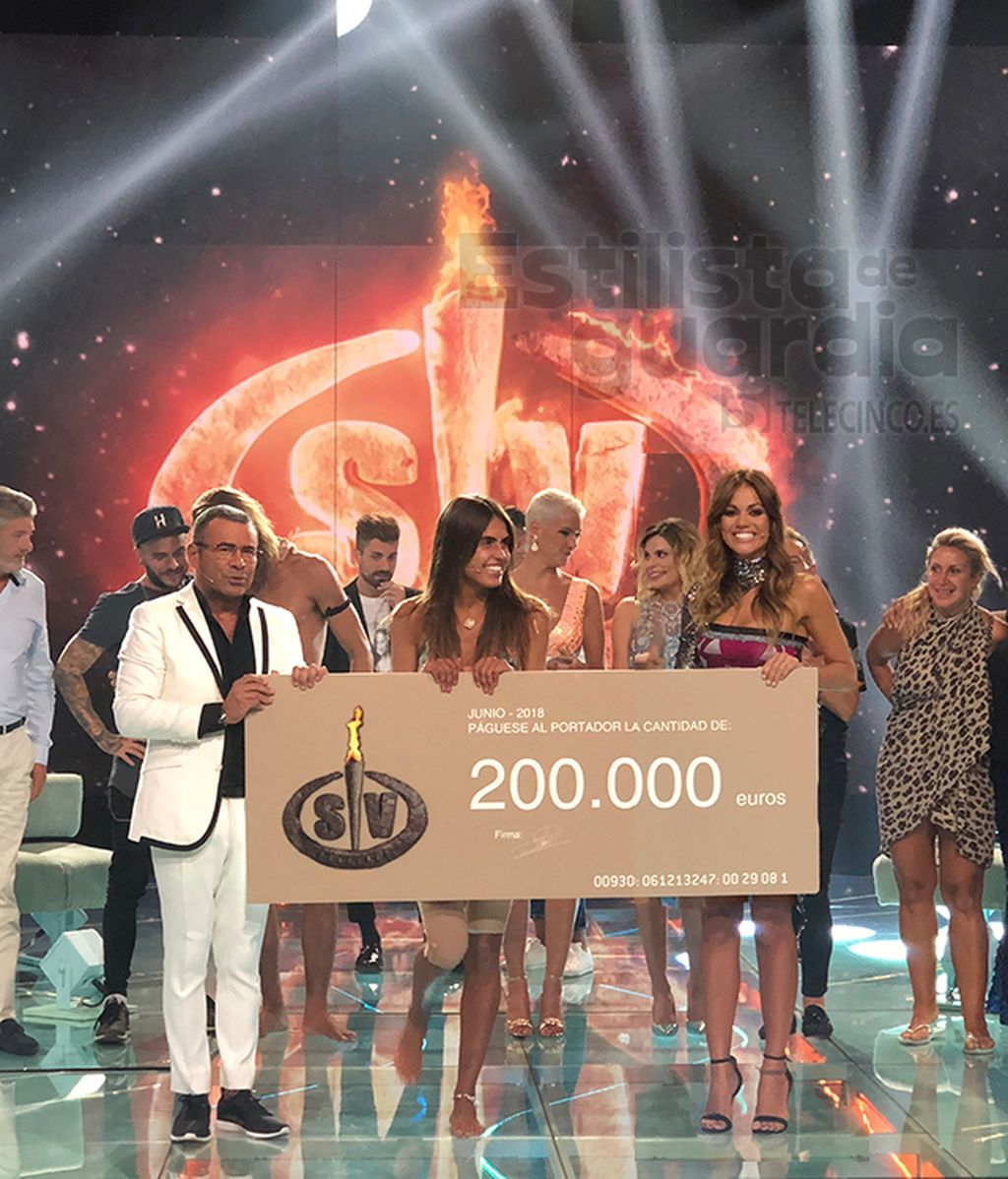 La final de Supervivientes 2018
