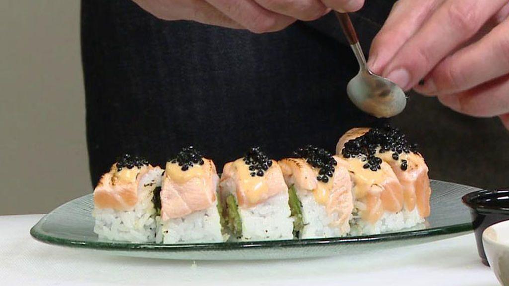 Paso por paso: cómo elaborar sushi en casa en tan solo 10 minutos