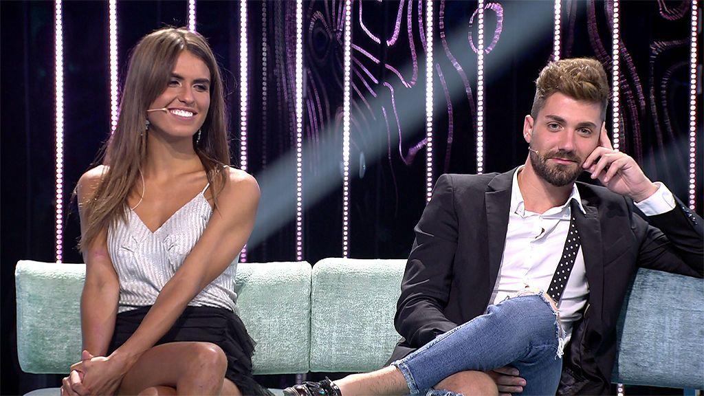 """Jorge Javier no se corta con Sofía y Albalá: """"¿Vais a hacer el amor esta noche?"""""""