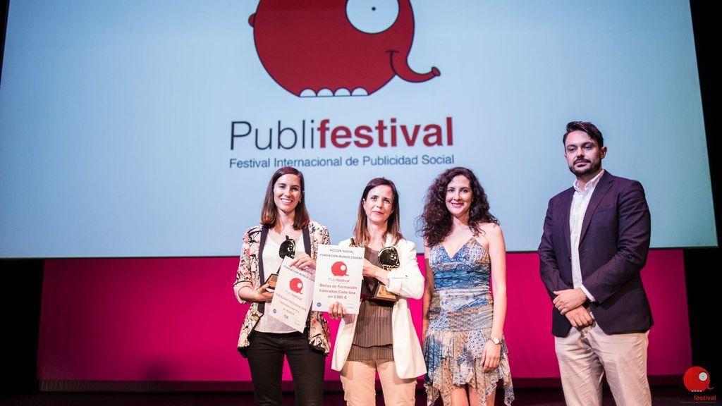 12 Meses triunfa en los Premios Publifestival gracias a sus campañas concienciadoras