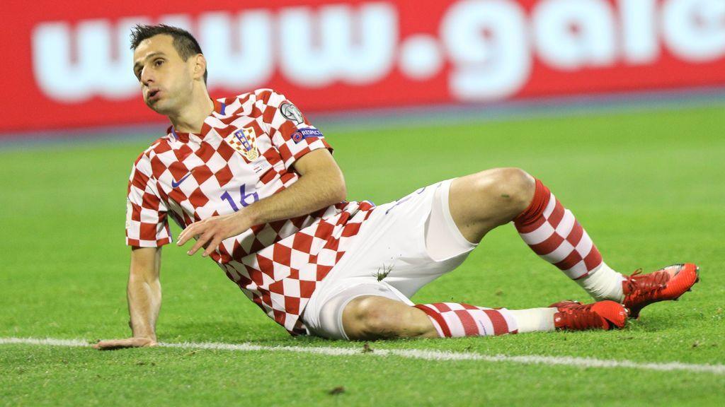 Croacia expulsa a Kalinic tras negarse a jugar cinco minutos ante Nigeria, según medios croatas