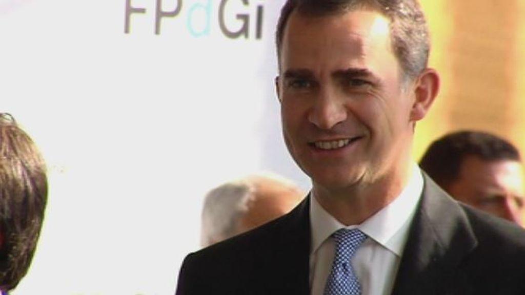 Presión independentista por los premios Princesa de Girona