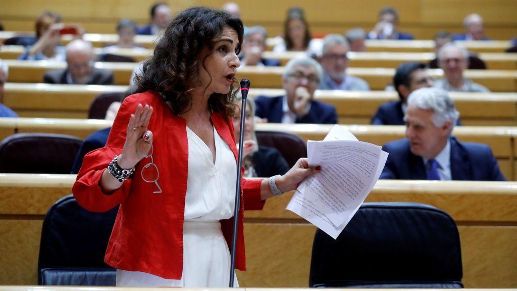 """El Gobierno asegura que mantiene """"la hoja de ruta"""" de control financiero a la Generalitat que diseñó Montoro"""