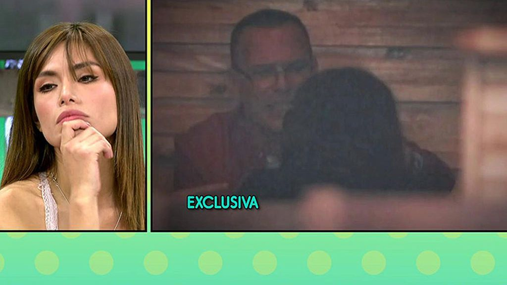 Las cámaras captan una tremenda discusión entre Miriam Saavedra y Carlos Lozano