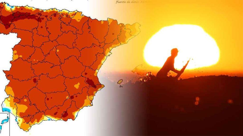 Prepárate:  ¡llega una nueva ola de calor!