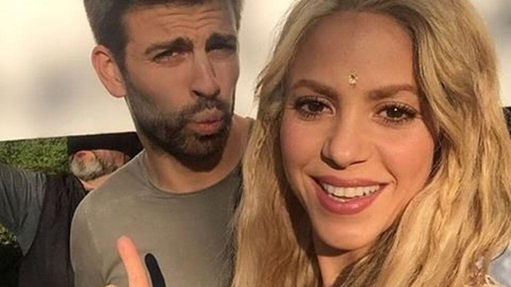 Camiseta de Colombia (y no de España), corte desigual... Analizamos el posado de los niños de Shakira y Piqué