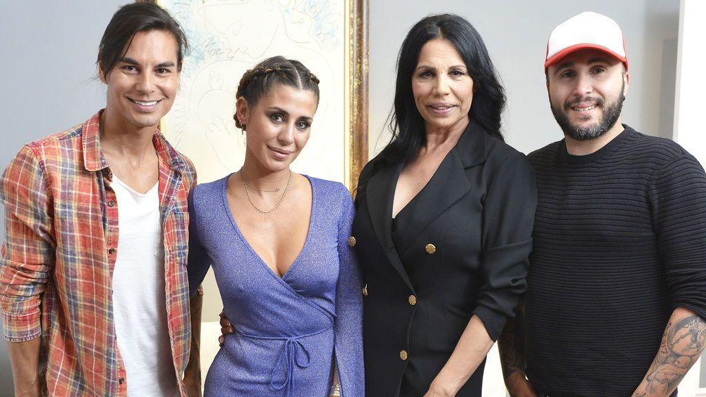 Elena Tablada, Kiko Rivera, Antonia Salazar y Julio Iglesias Jr.: ¡descubre a los protagonistas de 'Ven a cenar conmigo: Gourmet Edition III'