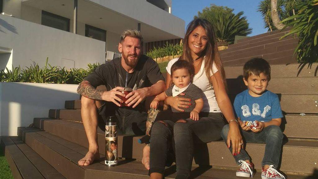Antonella manda un cariñoso mensaje a Messi en su momento más complicado en el Mundial
