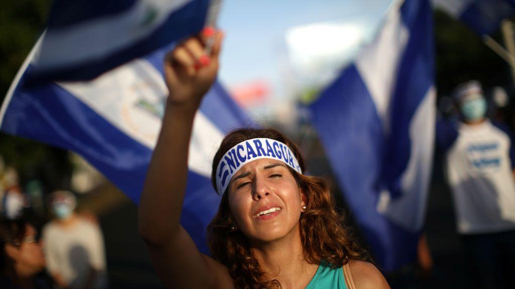 Alrededor de 200 muertes en las protestas de Nicaragua