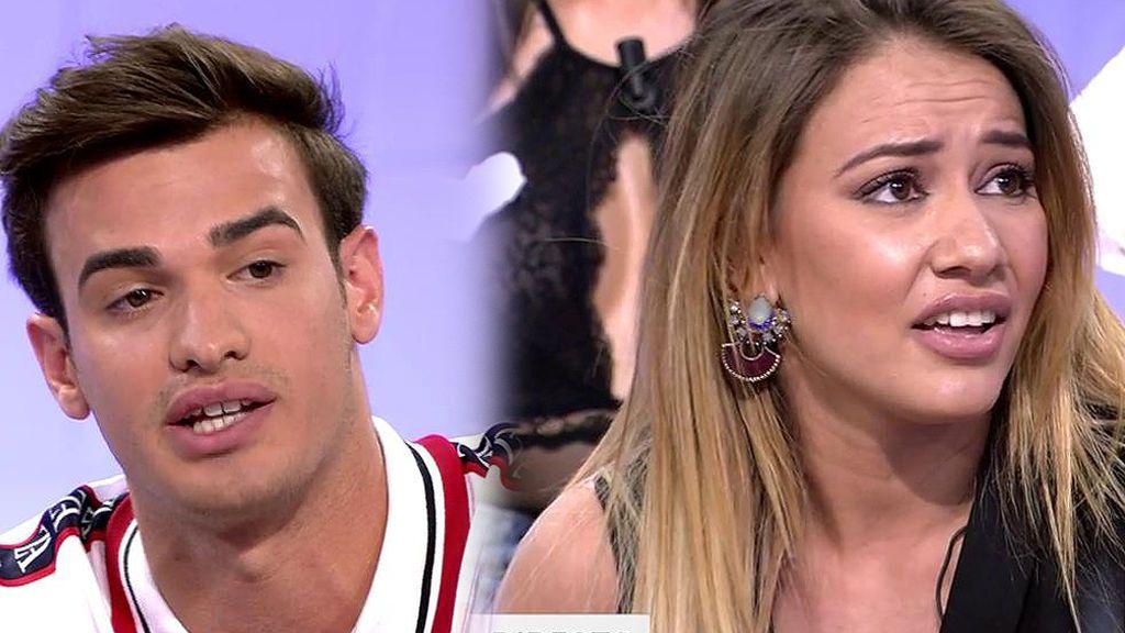 Silvia confirma que se lio con Pedro antes de venir a 'MyH': El pretendiente de Violeta habla con todas