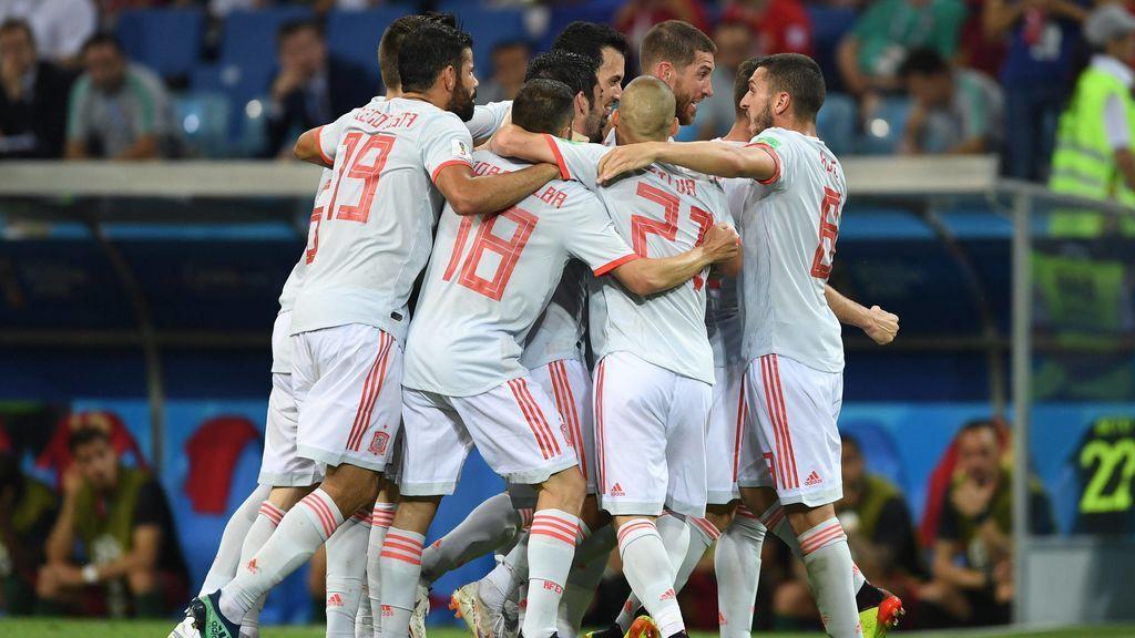 España busca en Telecinco su primer triunfo en el Mundial de Rusia