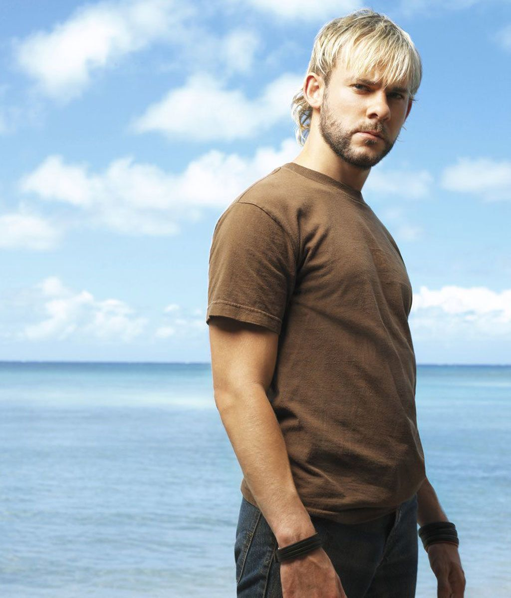 Charlie Pace (Dominic Monaghan)