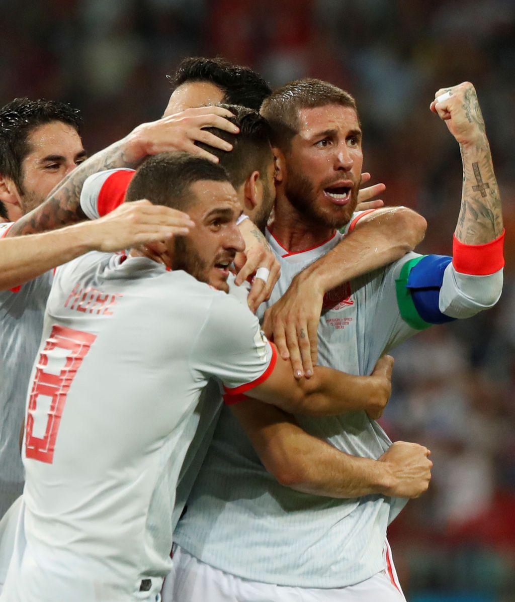 España selección española