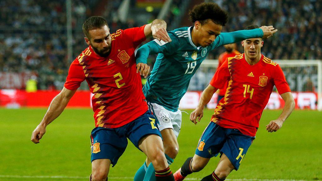 Alineación de España para el segundo partido del Mundial ante Irán