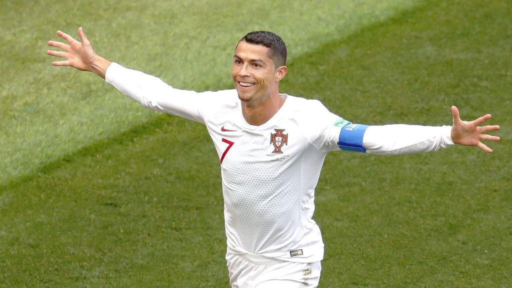 Cristiano Ronaldo, letal con Portugal: cuatro goles en seis remates a puerta y autor del 100% de los goles de su selección