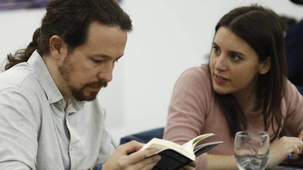 Los mellizos de Pablo Iglesias e Irena Montero son niños y sabemos cómo les van a llamar