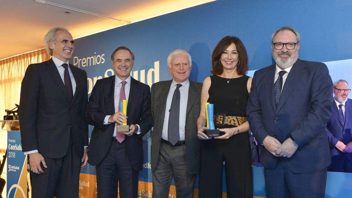 Mediaset España y Fundación Pro CNIC, elegidos Fundación del Año en los Premios ConSalud por 'La tribu del corazón'