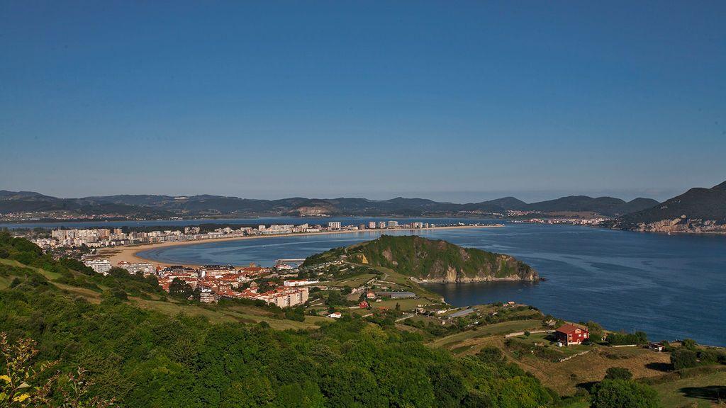 Imanol Aragón en Laredo, Cantabria