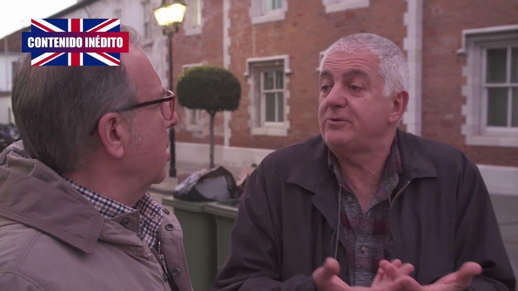 """Michael Netto, desde Gibraltar: """"El tema de la bandera hay que dejarlo de lado y hablar de los intereses de la gente, de los trabajadores"""""""