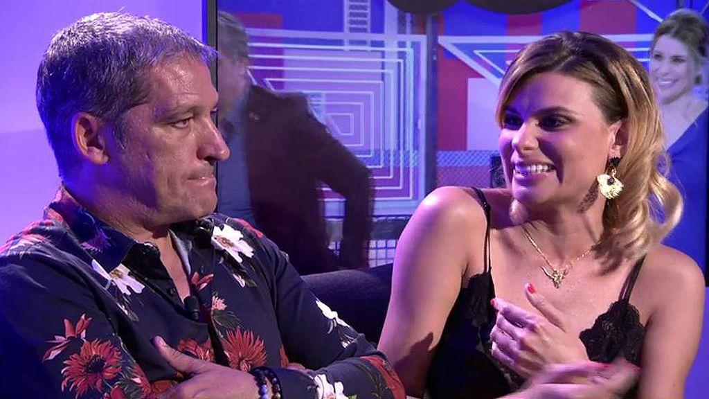 """María Lapiedra no va a romper con Gustavo y anuncia que tiene """"una noticia"""" que dar"""