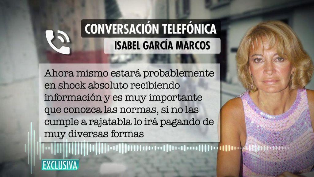 Isabel García Marcos