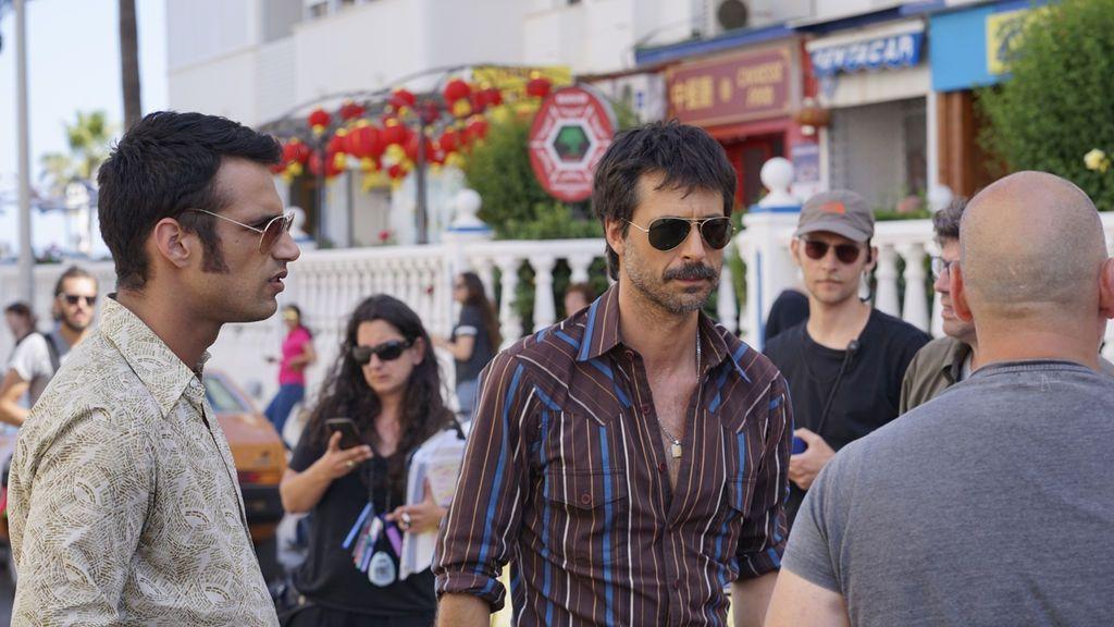 Jorge Usón, Cayetana Cabezas, Manolo Caro, Juanma Lara y Jorge Suquet se suman al reparto de 'Brigada Costa del Sol'