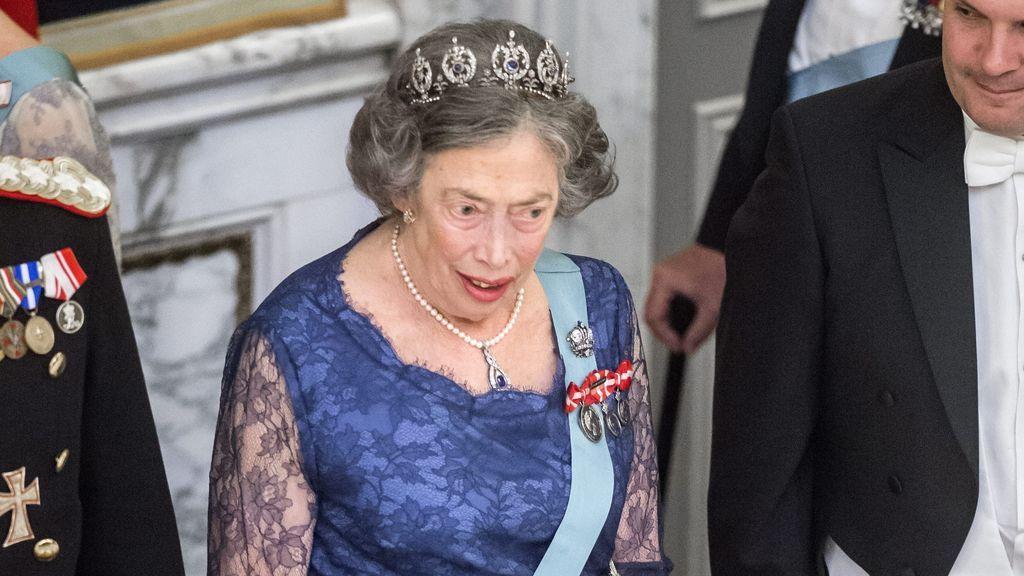 Muere la princesa Elisabeth de Dinamarca