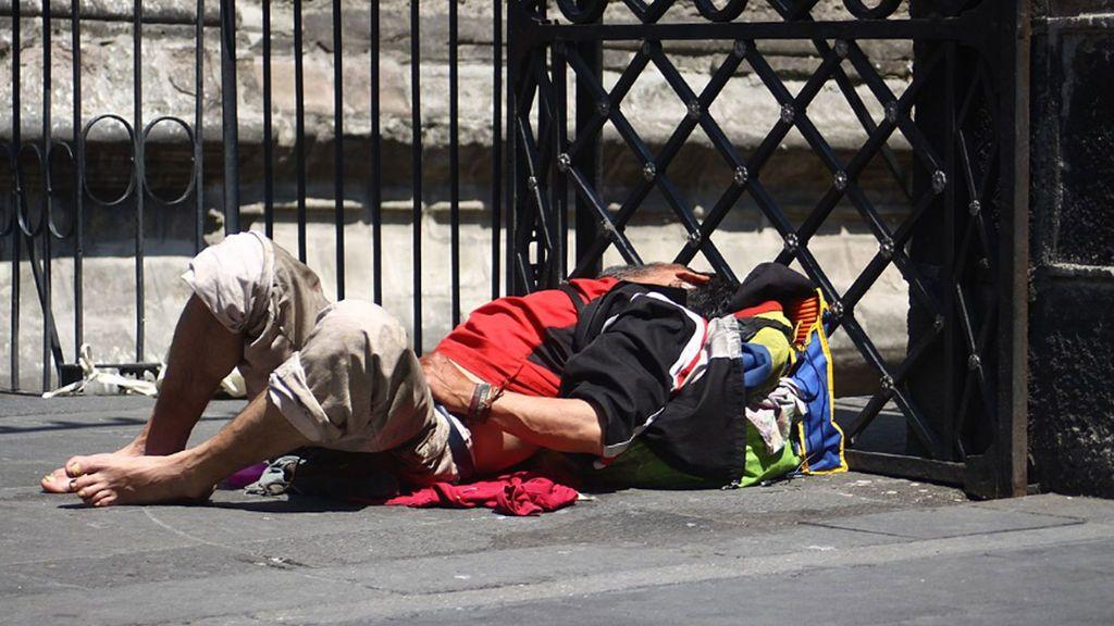 Un mendigo muere después de recibir una paliza en Barcelona