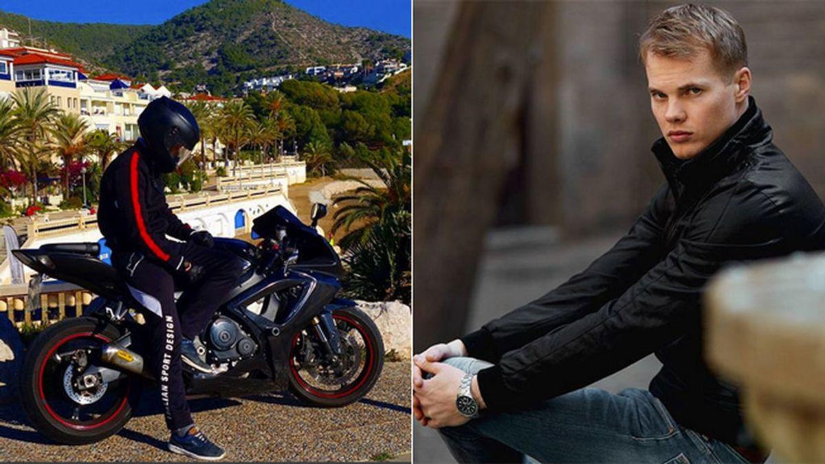 Los vergonzosos vídeos con los que 'Diablo Rider', detenido por la Policía por circular a 258 kilómetros, presumía en su Instagram