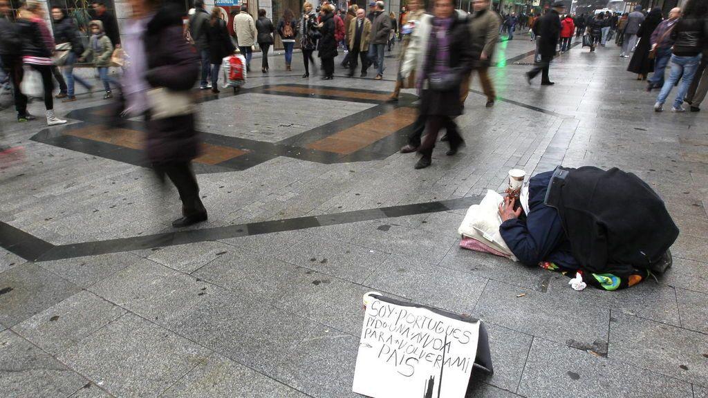 Uno de cada cinco ciudadanos  aún es pobre a pesar de la recuperación económica