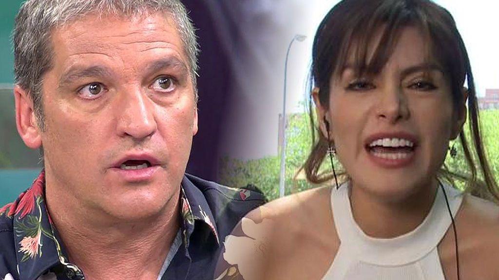 "Gustavo González ataca a Miriam Saavedra: ""Si te miras al espejo, verás al topo"""